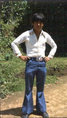 Austin Choc 1977