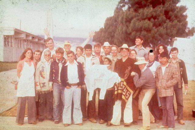 "The ""Camp Patzicía"" crew"