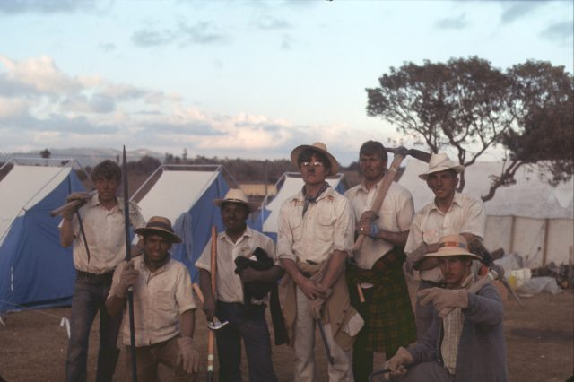Elders Richman, Salazar, Choc, Evans, Larson, Frischknecht, and Bernhardt