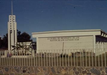 Patzicía church before the earthquake