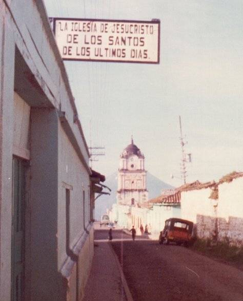 Church of Jesus Christ of Latter-day Saints in Sololá