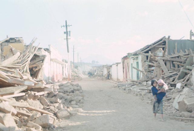 Comalapa street