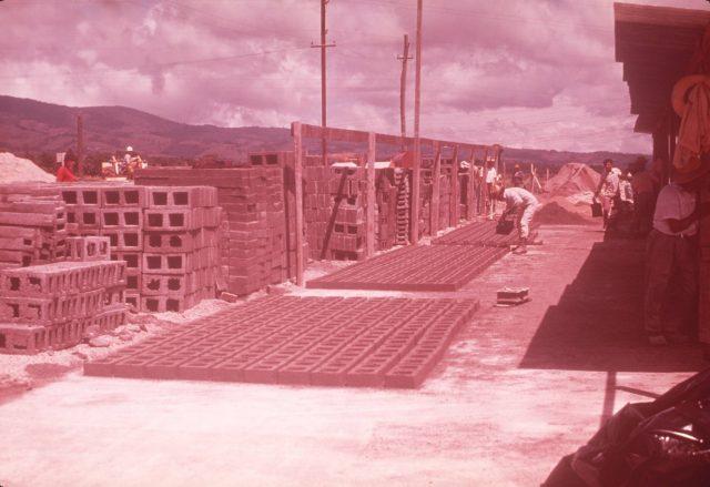 Construction camp bricks 02