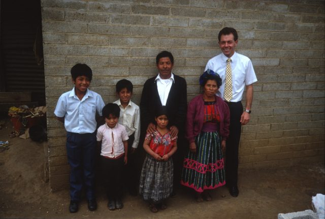 Domingo Choc family