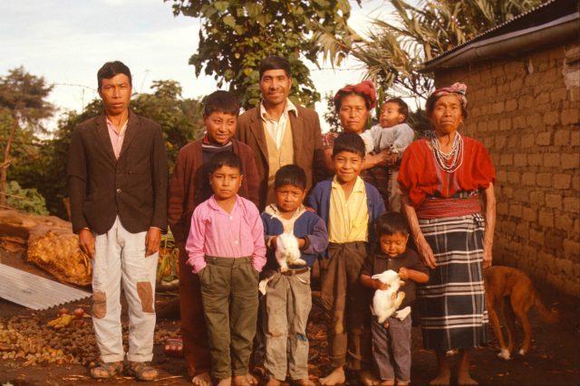 Francisco Chico Meren family