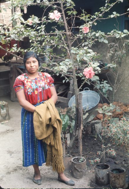 Hortencia's maid Carmela-blouse cost 3 month's wages