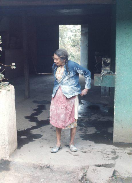 Hortencia's mom Rosario