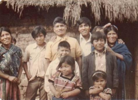 Pablo Choc family