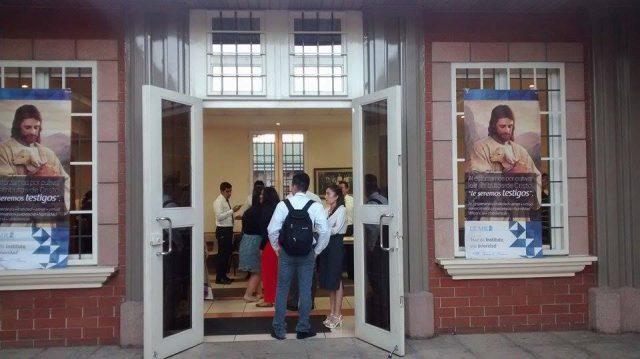 Patzicía stake center