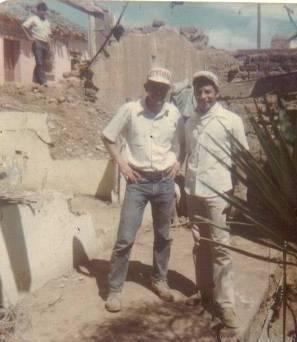 Elders Richman and Argueta