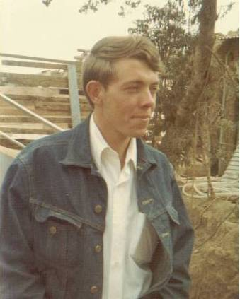 Elder Larry Richman, work missionary