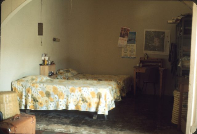 Missionaries' room (at Lili's house in Ahuachapan)