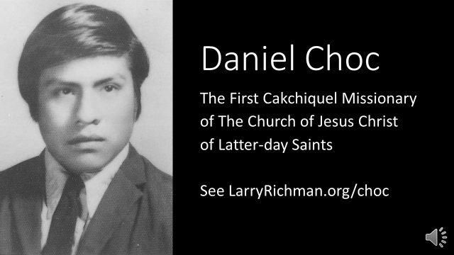 Daniel Choc tribute