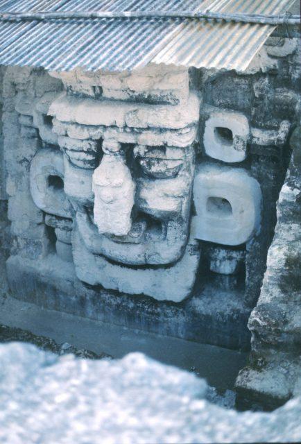 Tikal 1976 13