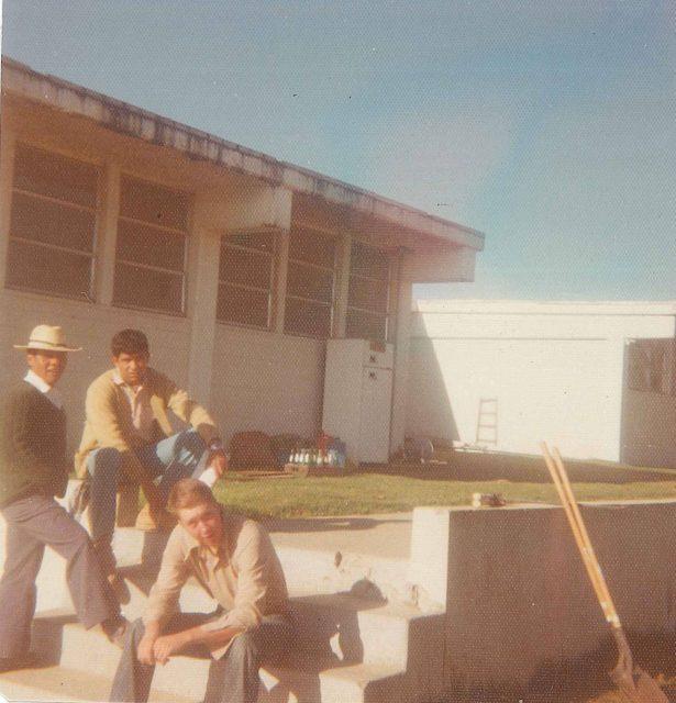 Elders Daniel Choc, Julio Salazar, and Dennis Atkin