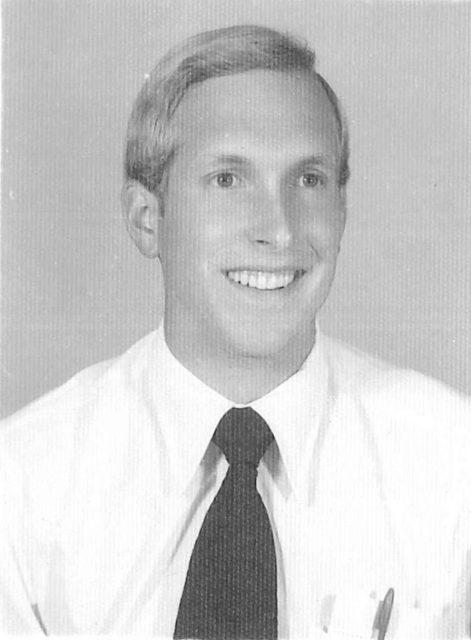 Elder Steven Schmolinger